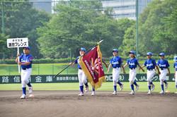 第8回明石城旗学童軟式野球大会7