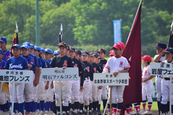 第8回明石城旗学童軟式野球大会24