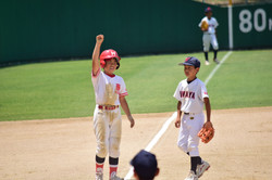 第8回明石城旗学童軟式野球大会85