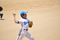 第8回明石城旗学童軟式野球大会90