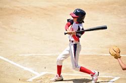 第8回明石城旗学童軟式野球大会99