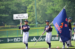 第8回明石城旗学童軟式野球大会8