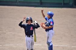 第8回明石城旗学童軟式野球大会110