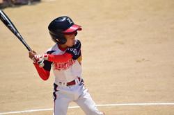 第8回明石城旗学童軟式野球大会100
