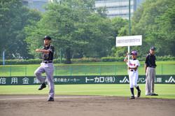 第8回明石城旗学童軟式野球大会2