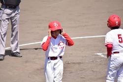 第8回明石城旗学童軟式野球大会150