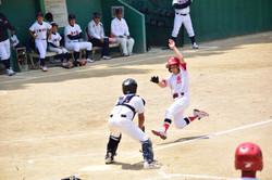 第8回明石城旗学童軟式野球大会80
