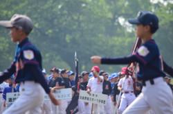 第8回明石城旗学童軟式野球大会9