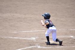 第8回明石城旗学童軟式野球大会108