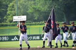 第8回明石城旗学童軟式野球大会5
