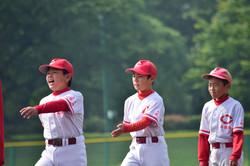 第8回明石城旗学童軟式野球大会10