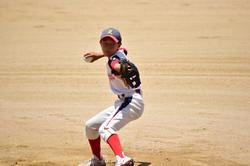 第8回明石城旗学童軟式野球大会96