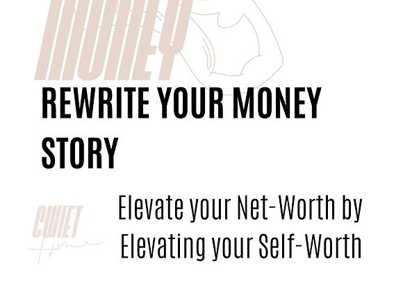 WORKBOOK: REWRITE YOUR MONEY STORY