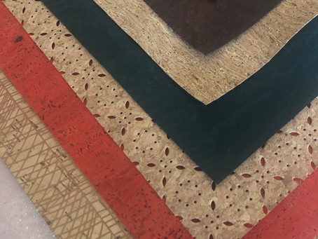 Cork: ecological, sustainable and stylish natural leather