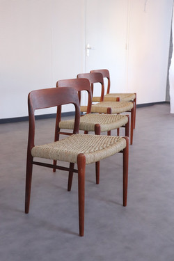Restauration assise chaises