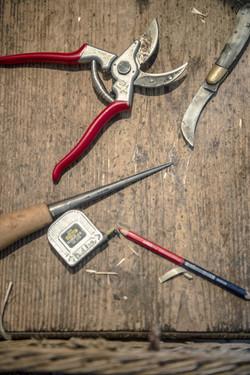 outils du vannier