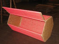 Coffre hexagonal
