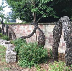 Sculptures Christelle Poupon