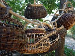 Guirlande de paniers