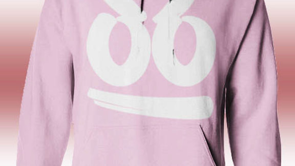 Pink Ooh Ooh Hoodie