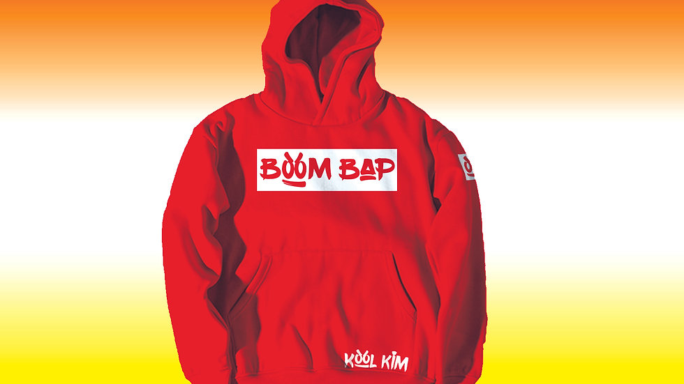 Boom Bap Hoodie