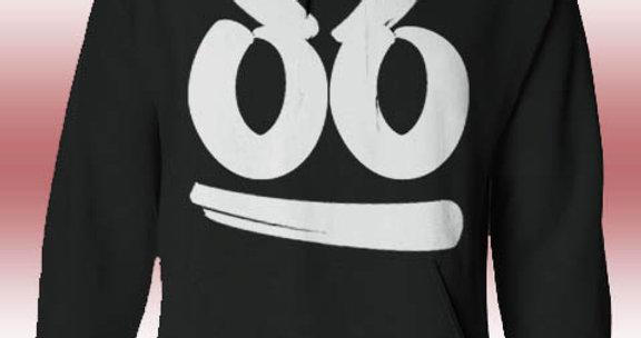 Black Ooh Ooh Hoodie