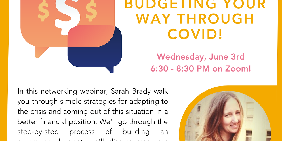 Budgeting your way through Covid!