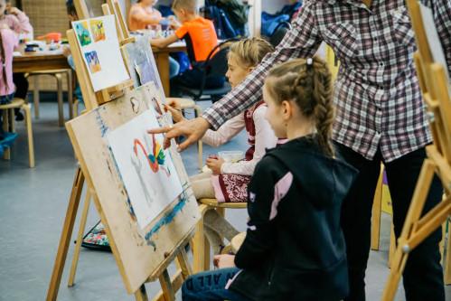 Детская художественная школа