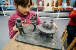 Скульптурная студия в Коломне (6)