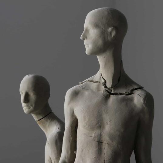 Глиняная скульптура