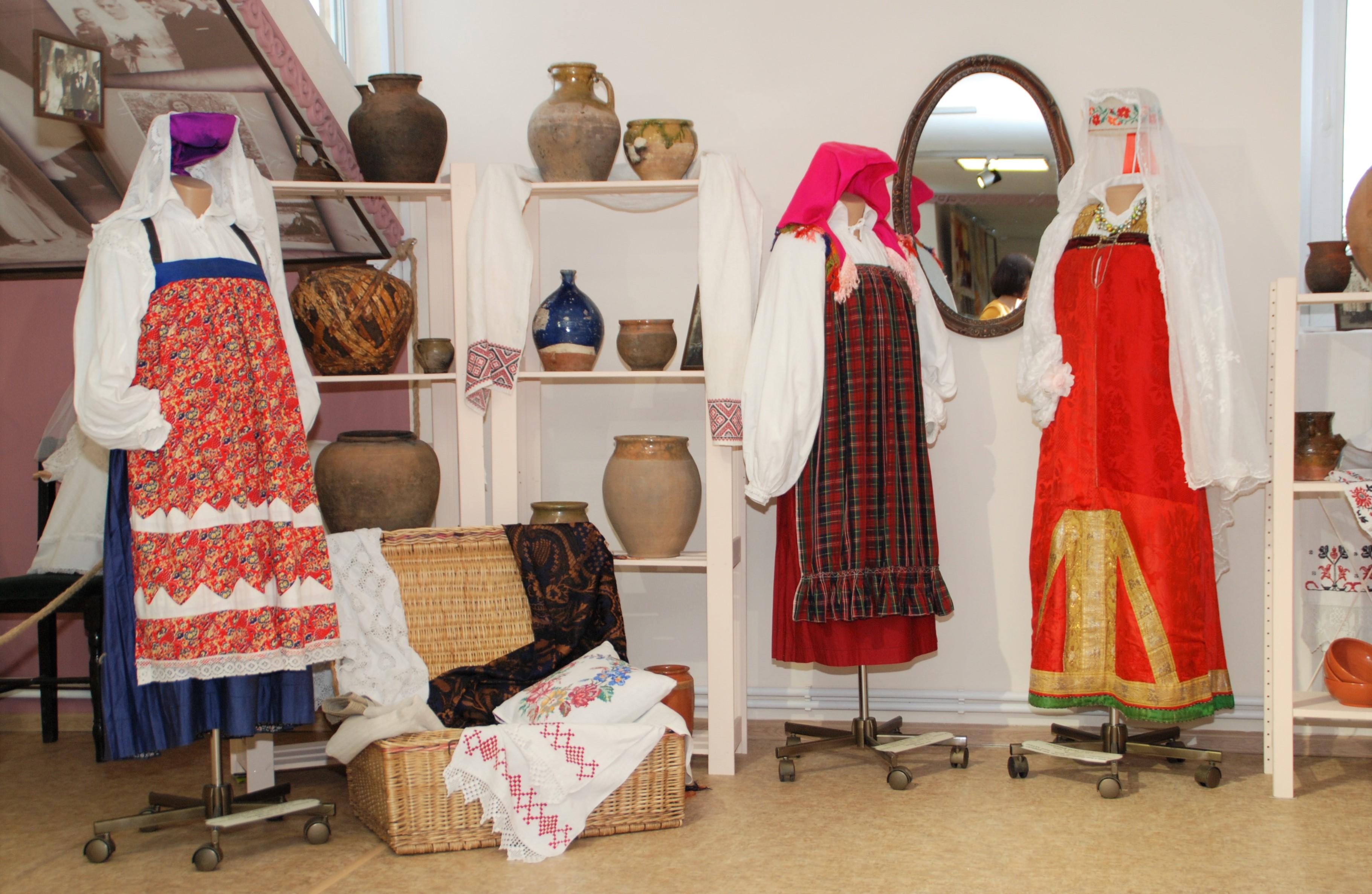 Музей Коломянка Экспозиция (7)