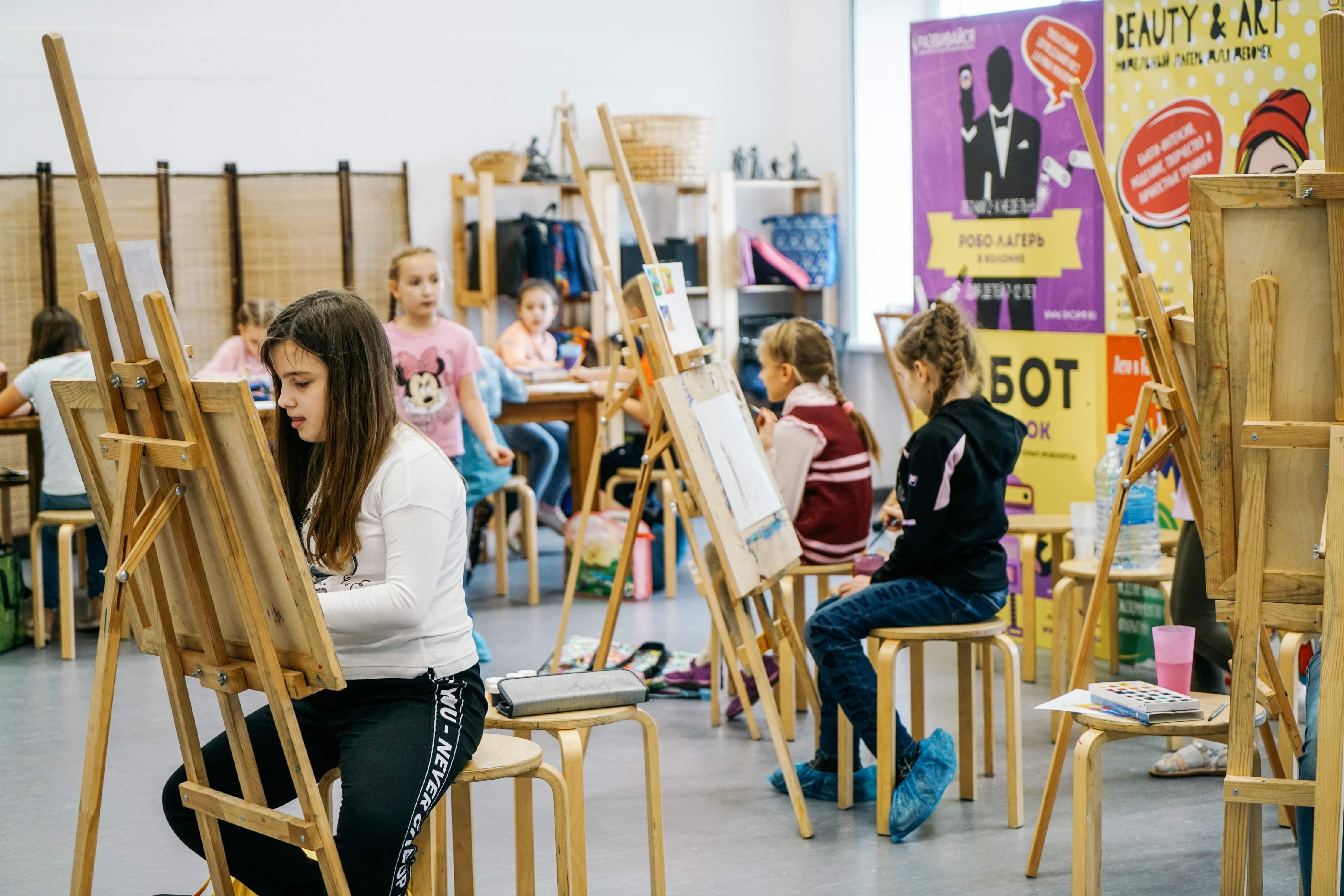 Художественная школа в Коломне (10)