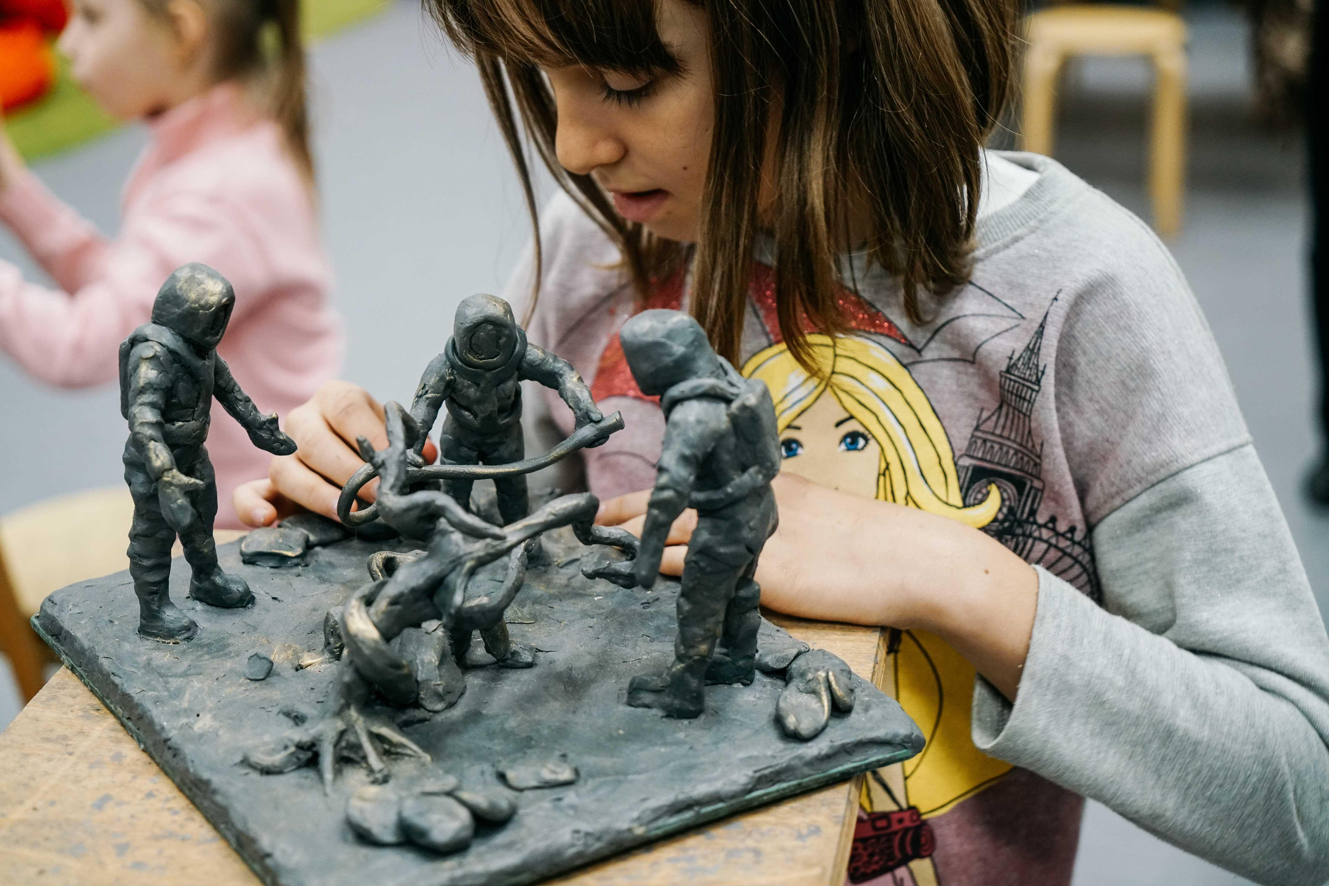 Скульптурная студия в Коломне (5)