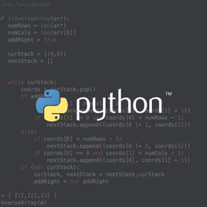 Знакомство с программированием на Python