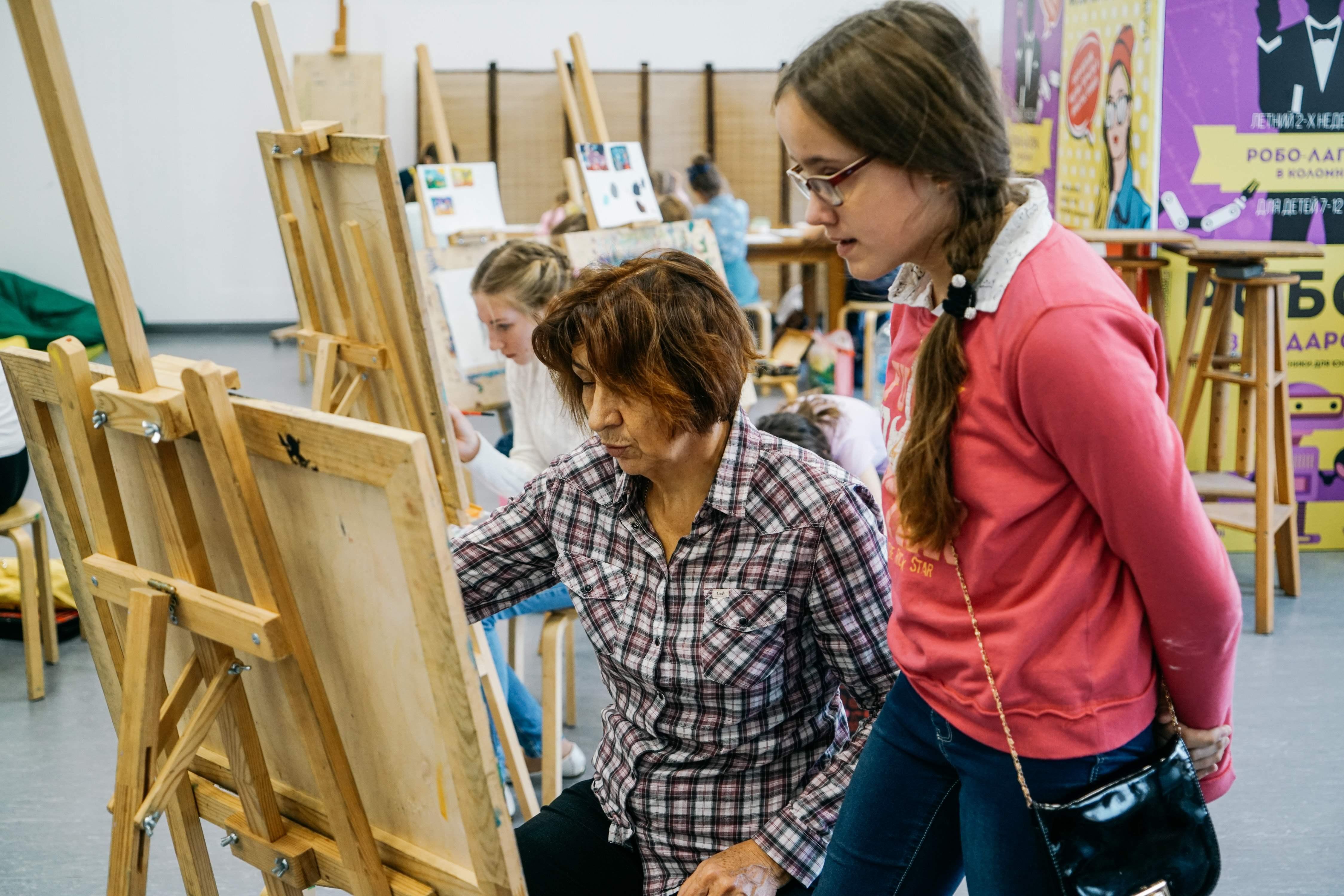 Художественная школа в Коломне (9)