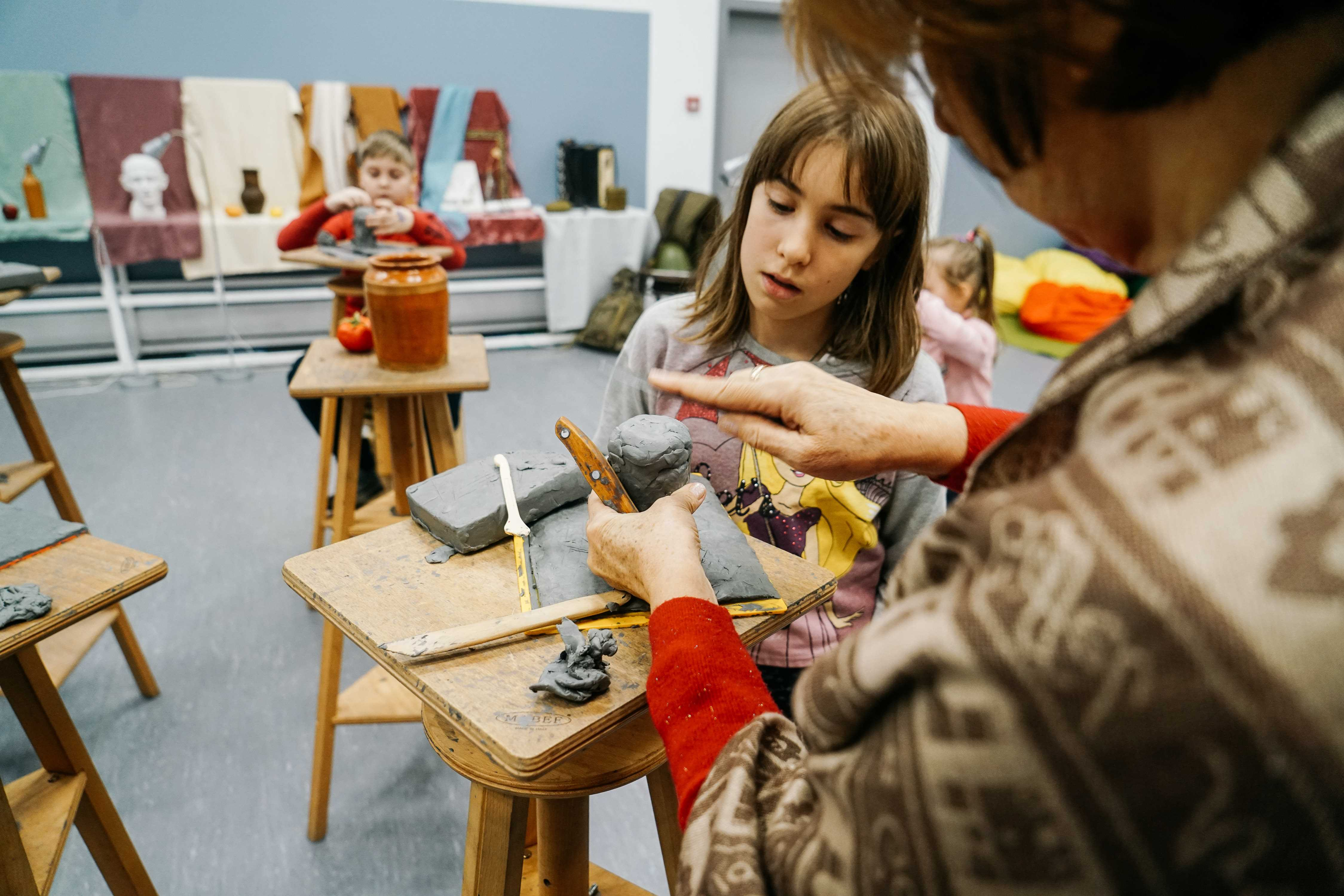 Скульптурная студия в Коломне (4)