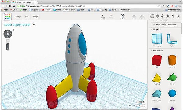 3D моделирование для детей в Коломне (1)