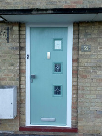 Chartwell Green - GRP Composite