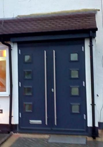 SOLIDOR French Doors
