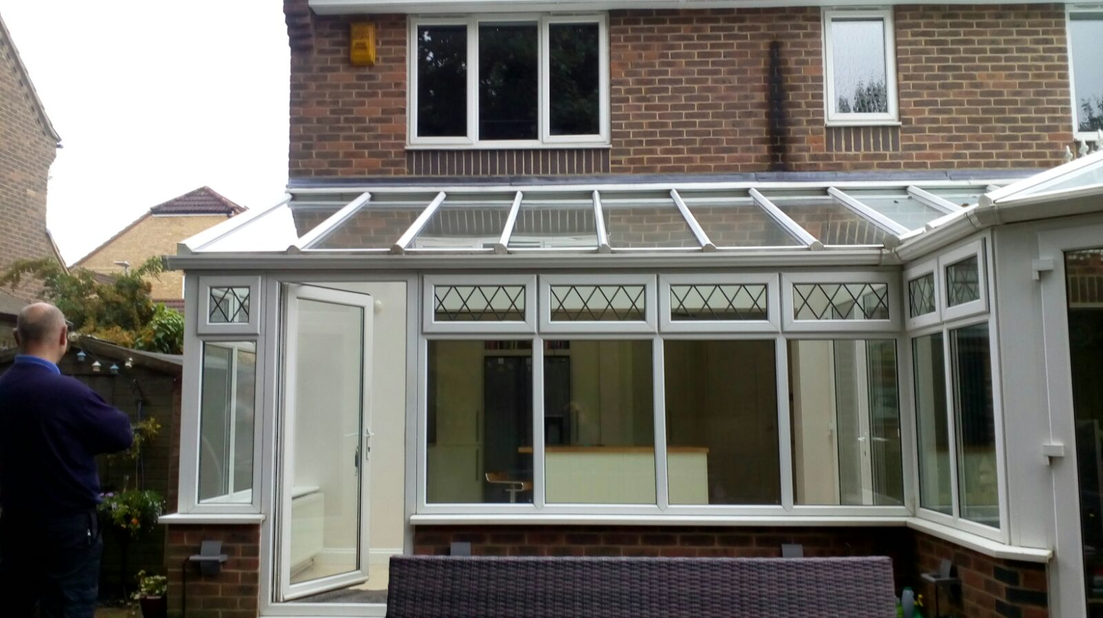 CONSERVATORY GLAZED UNIT REPLACEMENT