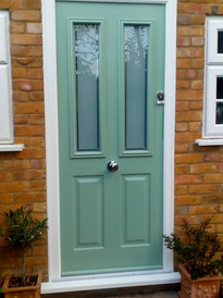 Chartwell Green - Solid Core