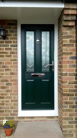 Door-stop Composite door