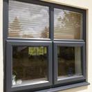 REHAU - casement window - Anthractite Gr