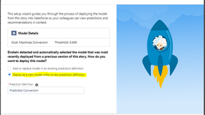 A short introduction to Einstein discovery in Salesforce