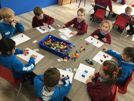Doubling and Halving in Maths!
