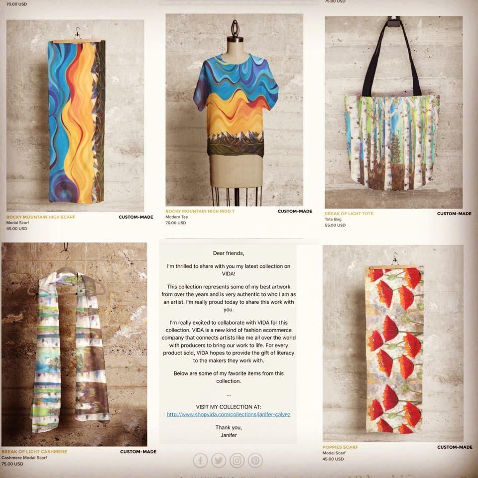 VIDA products