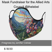 Allied Arts Council Mask Fundraiser