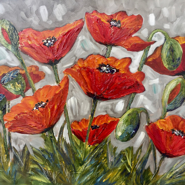Freedom Isn't Free: Poppies to Remember