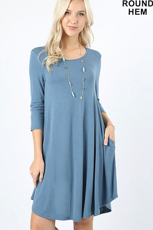 The Perfect Shade Swing Dress