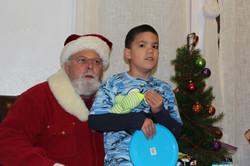 Santa Visited